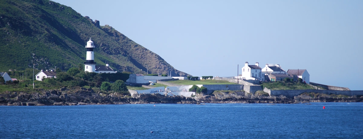Inishowen lighthouse, Donegal, Ireland. Image dowloaded from https://www.irishlights.ie/tourism/our-lighthouses/inishowen.aspx The website does not provide ownership imformation for this image.